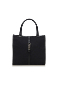 GG Canvas Jackie Tote Bag