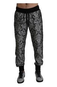 Jacquard Sweatpants