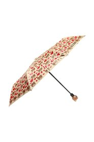 Foldable umbrella with pattern