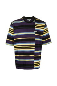 Striped Logo T-Shirt