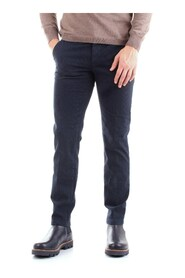 TELERIA ZED BOBTPN Pants Men BLUE
