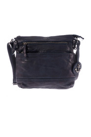 Al-Isalie leather shoulder bag
