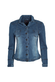 laura jacket feminine tough
