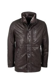 Eton Classic Leather Jacket