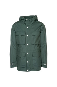 men's outerwear jacket blouson hood