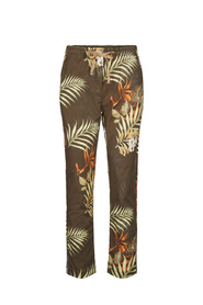 Patton printed Broek 127930