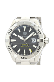 Aquaracer Automatic Stainless Steel  Sports Watch WAY2010