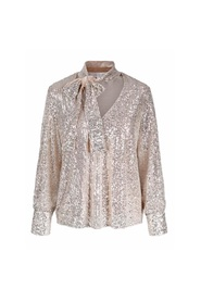 Harley Sequin Bluse