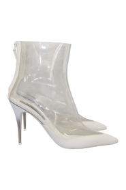 Ankle Boots Plexi 100 mm