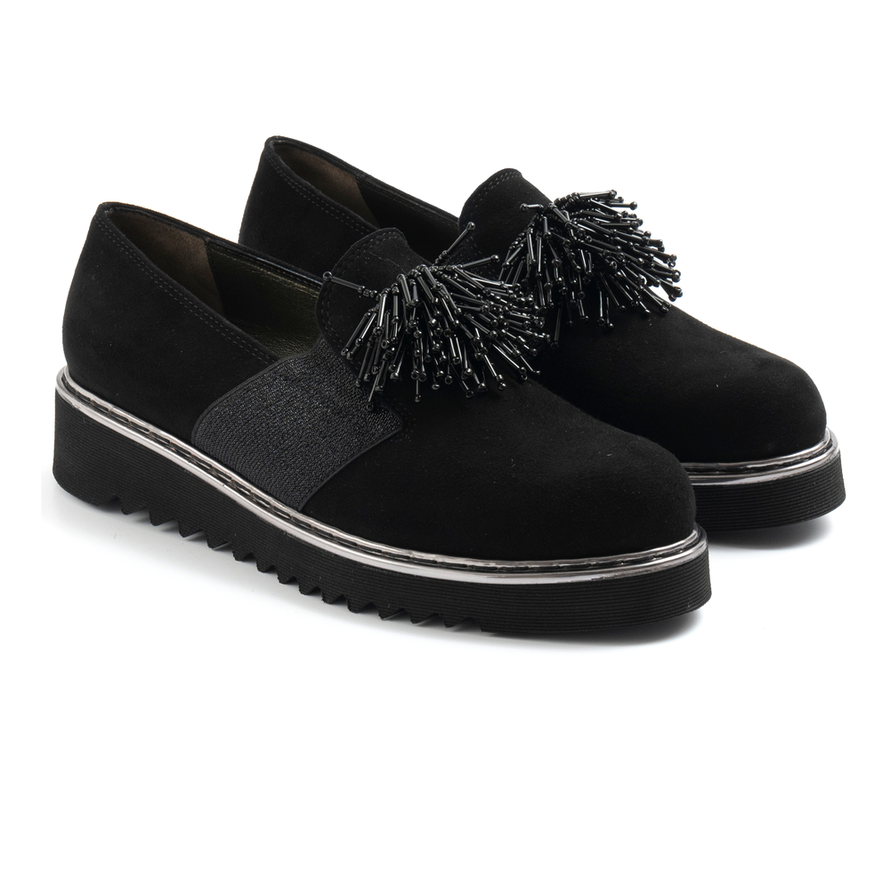 ALFREDO GIANTIN Black Sneakers ALFREDO GIANTIN