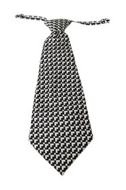 Patterned Necktie Tie