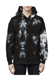 Washed Effect Hoodie