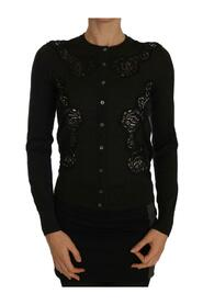 Lace Button Up Cardigan