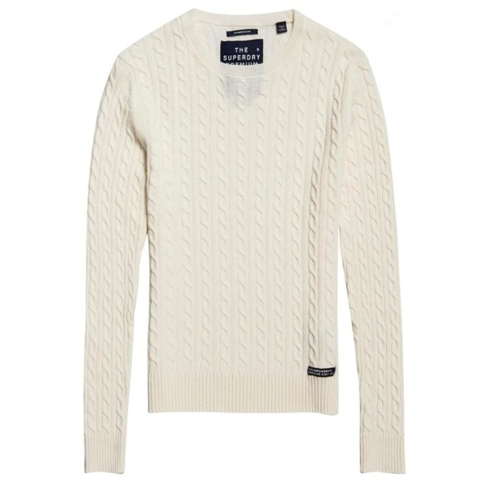 Luxe Cable Mini Knit