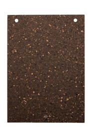 Black cork Pinboard