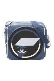CC Canvas Crossbody Bag