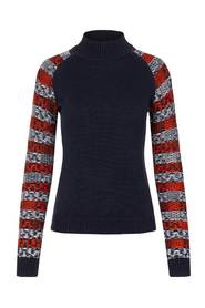 Ivy Knitted Ski Sweater