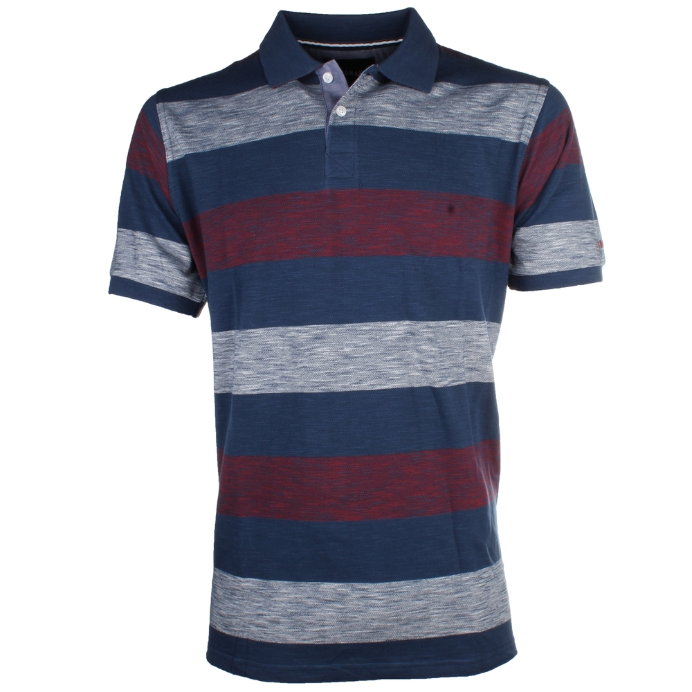 Blair Block stripe Polo