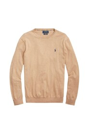 polo players sweater
