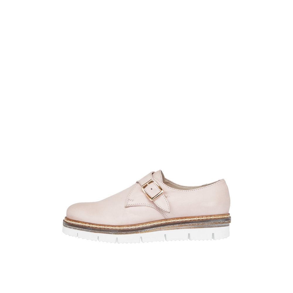 Loafers Cleated Monk