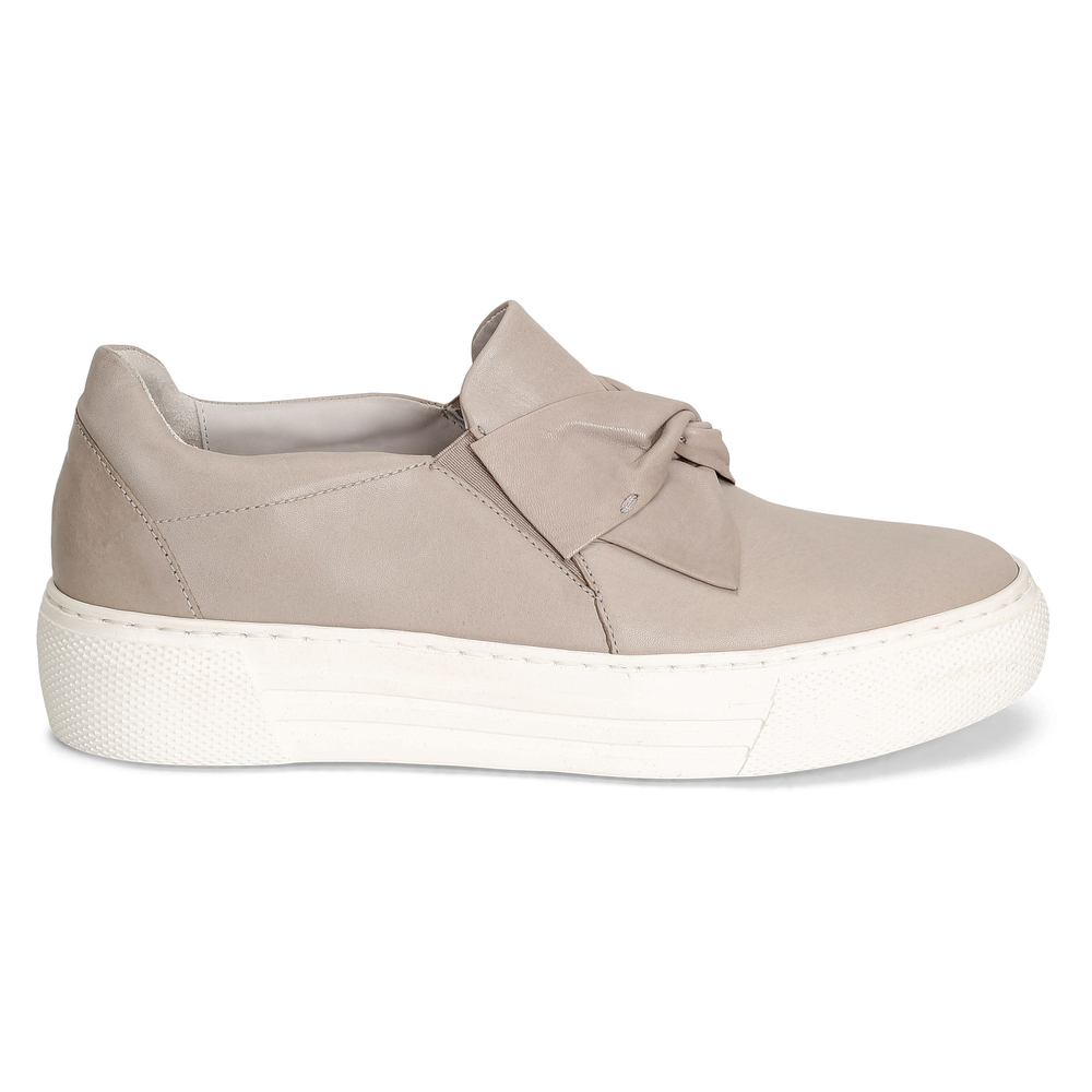 Beige Granito Bn Sko, BN 067  Gabor  Sneakers - Sko Til Dame