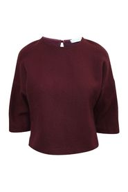 Woolen Boxy Top
