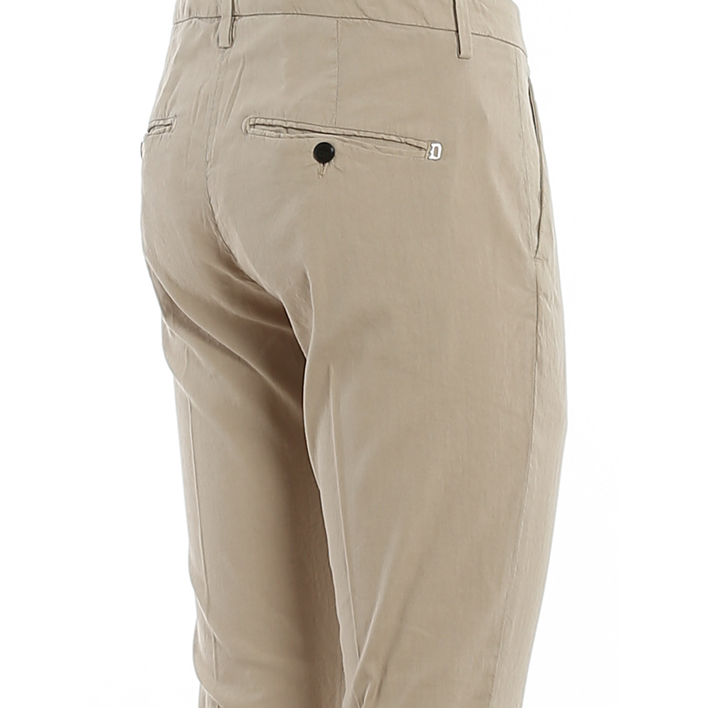 Dondup Beige Trousers Dondup
