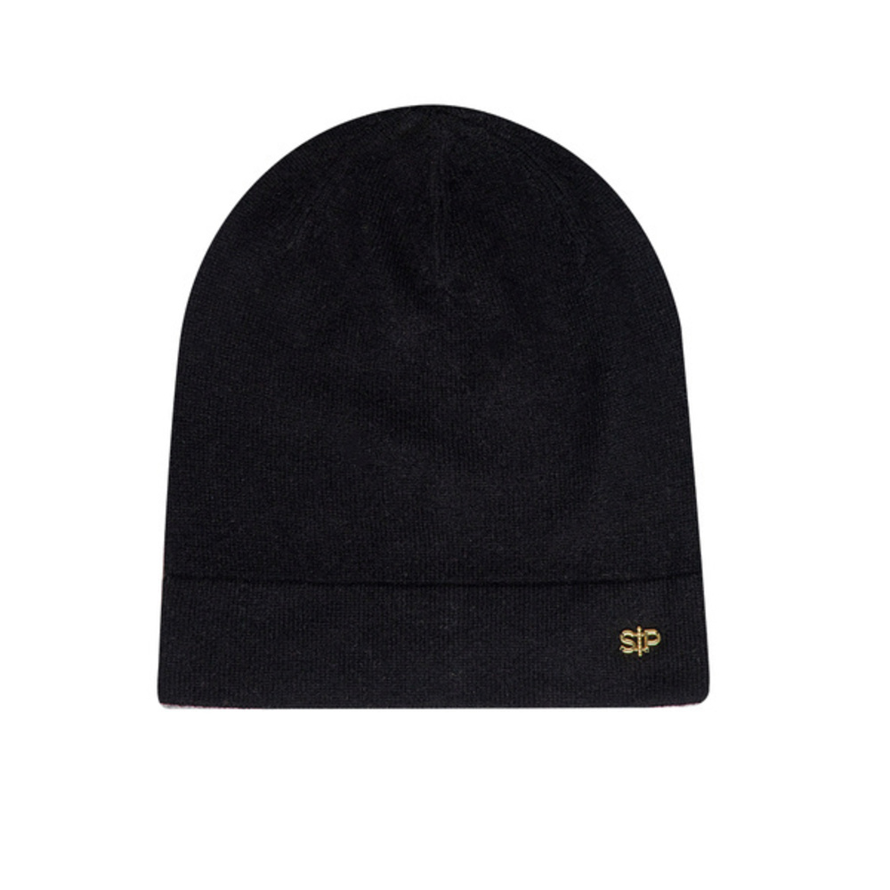 Thess hat black - Syster P