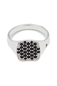 Jewellery Mini Chushion Spinel Ring