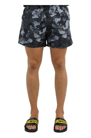 County Camou Swimming Shorts