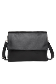 Simona Black Amalfi Shoulder Bag