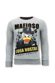Exclusieve Sweater - Cosa Nostra Mafioso