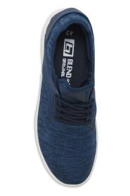 Navy Blend Sneakers Sko