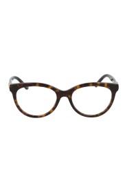 Double B logo round-framed glasses
