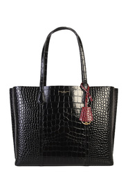 Perry crocodile print bag