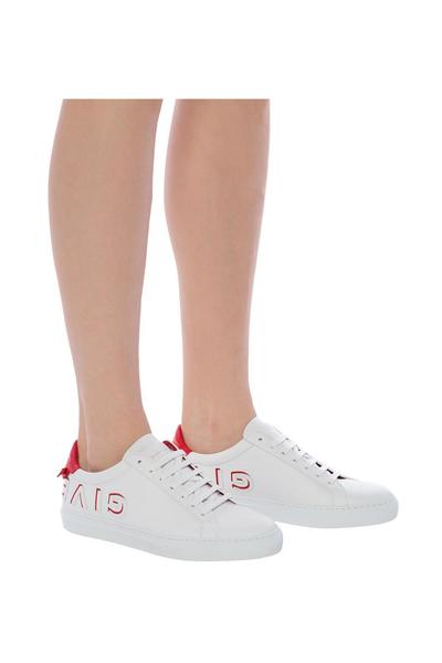 WHITE Logo sneakers | Givenchy | Sneakers