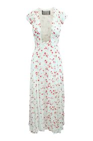 Maxi Dress with Floral Print