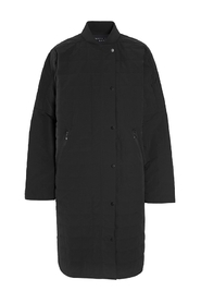 RIPSTOP QUILT LONG JACKET