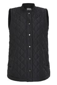 KAmaria Quilted Waistcoat Short