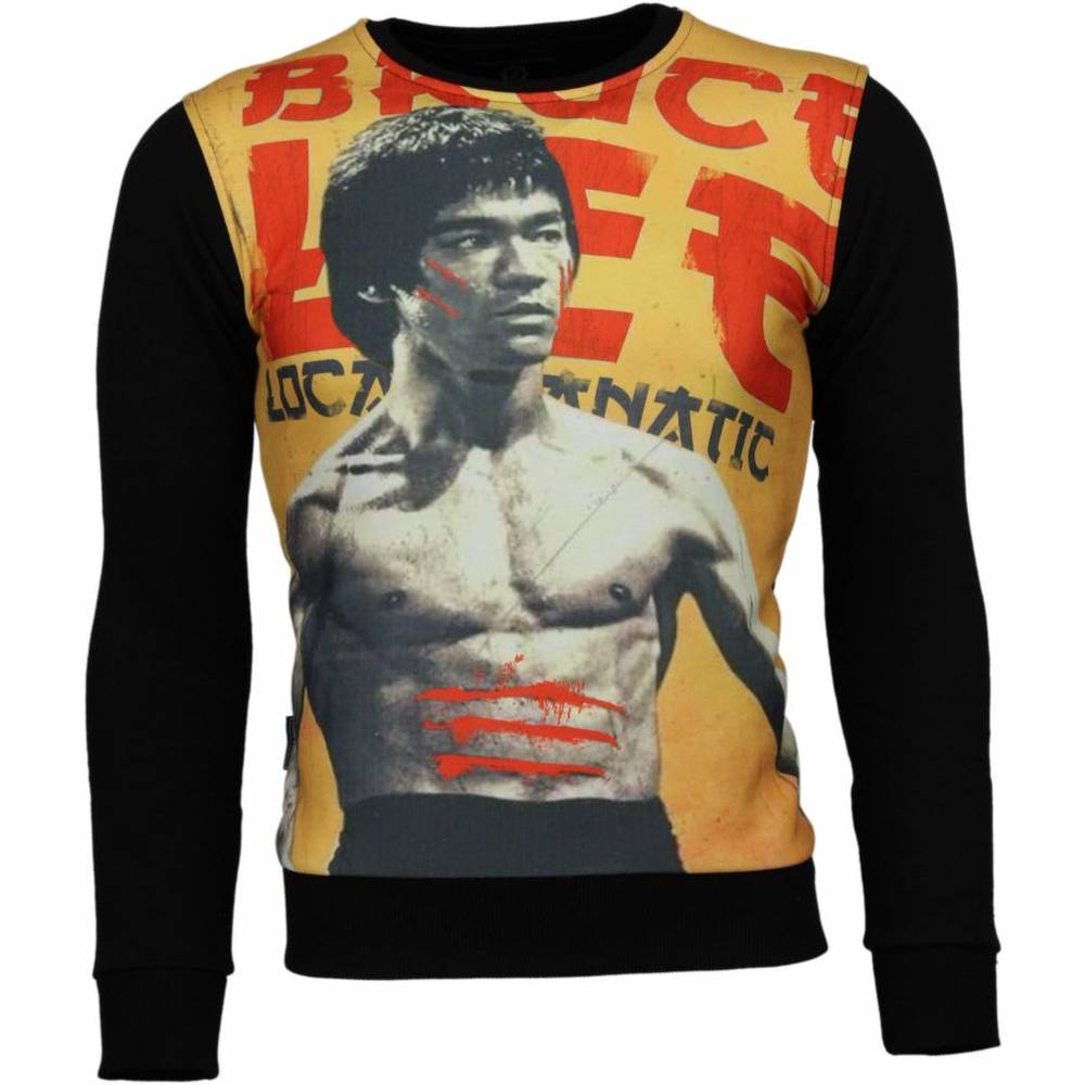 Bruce Lee Hunter Sweater