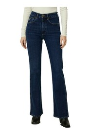 Lois Riley - 6508 Button Darkness Jeans