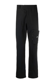 Side Pocket Straight Trousers