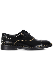 Sort Zadig & Voltaire Youth Clous Derbies Sko