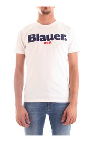 BLAUER 19WBLUH02231-005568 T-SHIRT Men WHITE