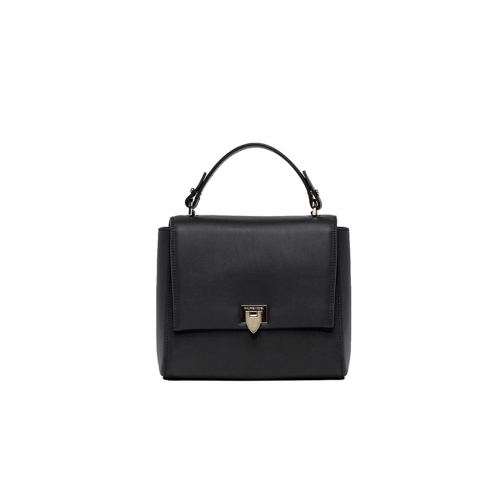 PHILIPPE MODEL ZWART PETIT MODEL SATCHEL TAS