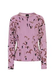 FLAMINGO KNIT BLUSE