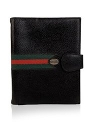 4 Ring Agenda Cover with Stripes