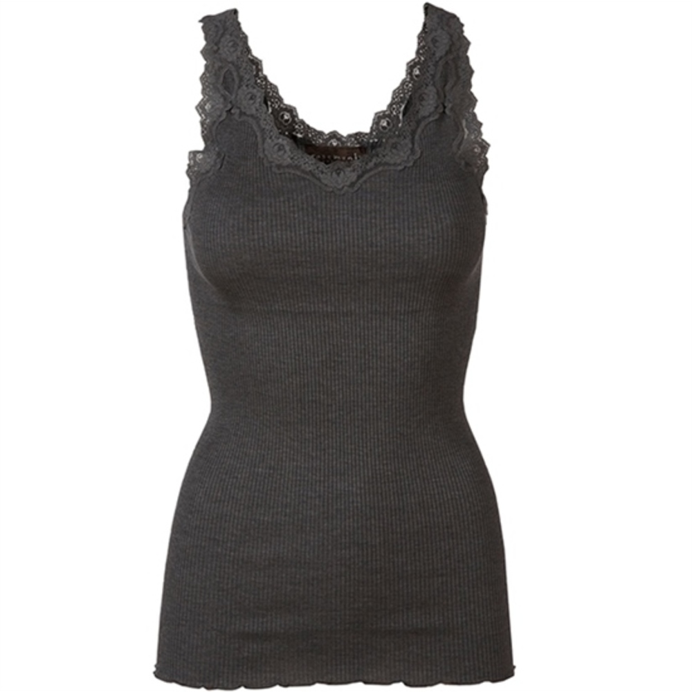 Silk Top Regular with lace