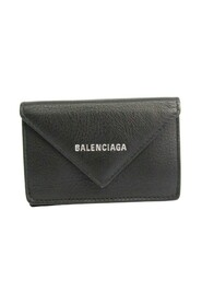brukt Paper Mini 391446 Leather Wallet (tri-fold)