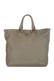 Pre-owned Vitello Daino Satchel Bag